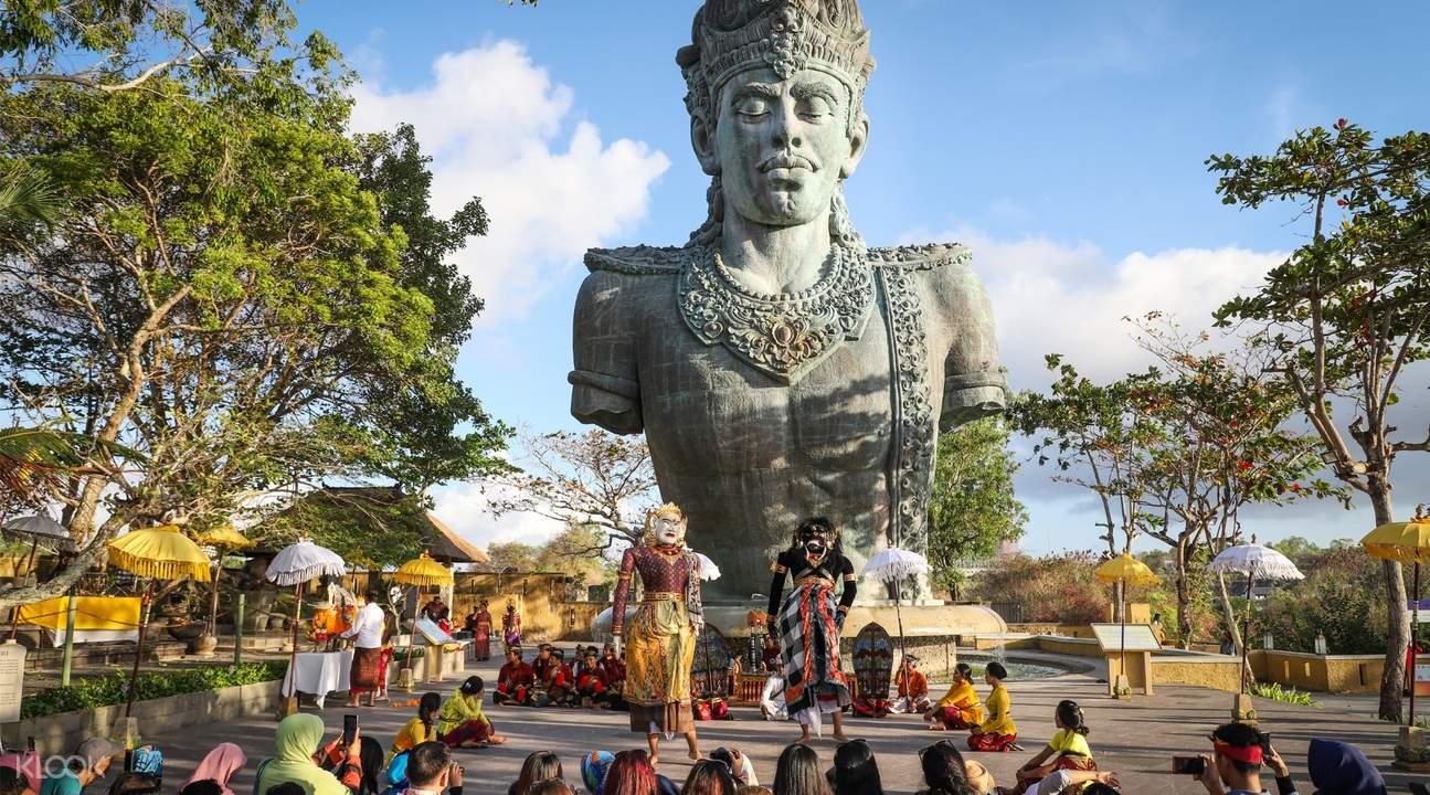[ƯuĐãiĐặcBiệt]VéCôngViênVănHóaGarudaWisnuKencana-Bali
