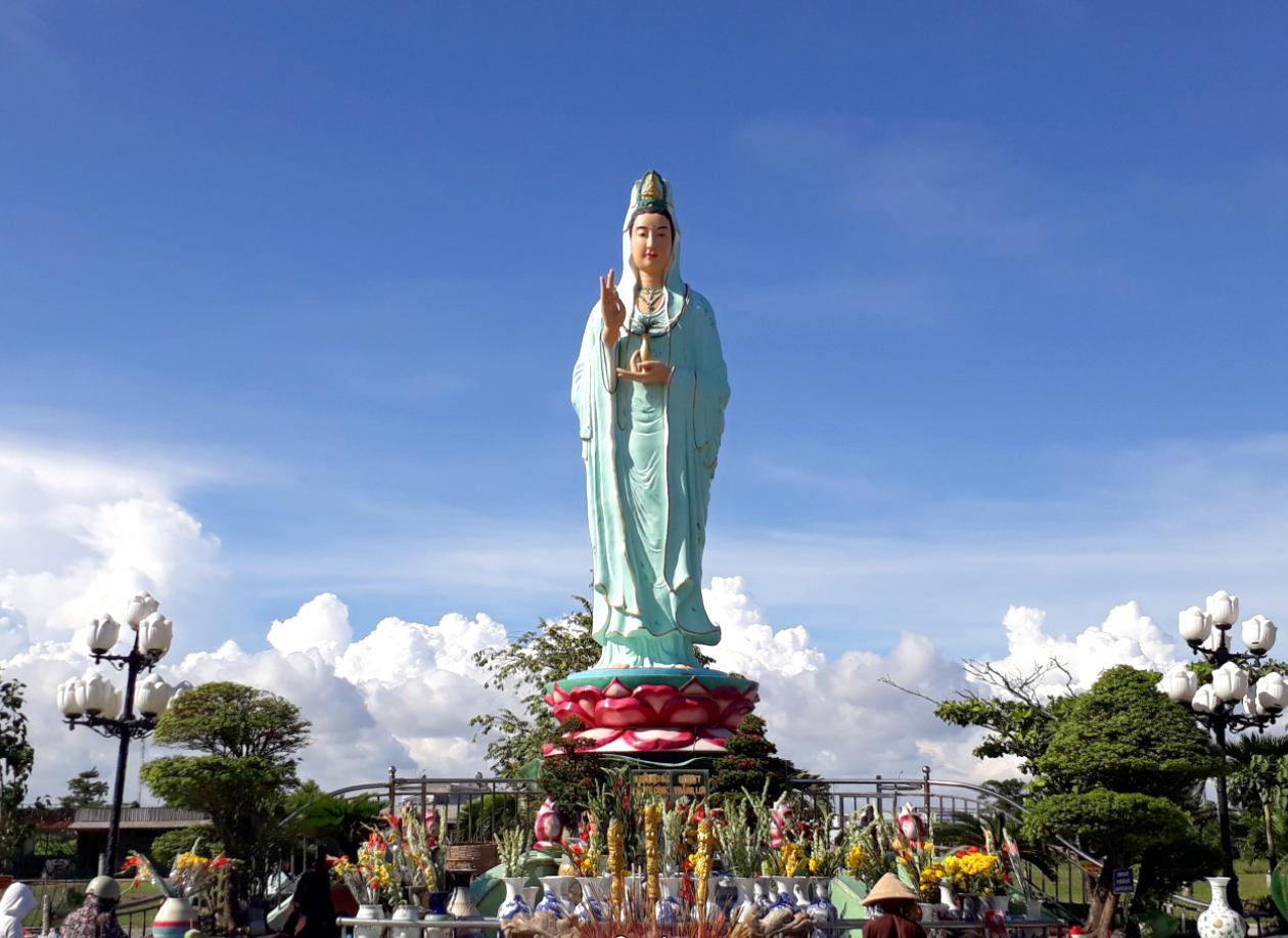 Phật Mẹ Nam Hải